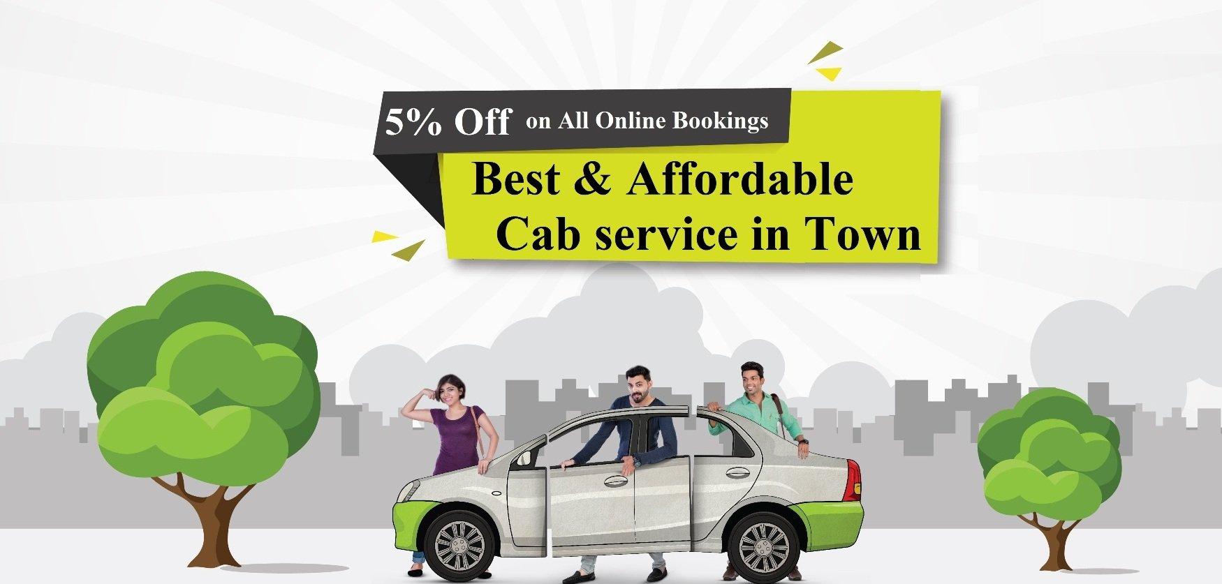 cabs in lucknow